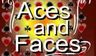 Aces and Faces game cards